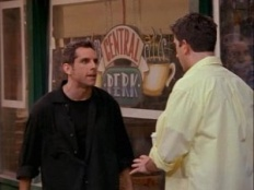 Friends 03x22 : The One With The Screamer- Seriesaddict